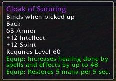 Cloak of Suturing