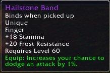 Hailstone Band