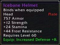 Icebane Helmet