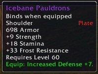 Icebane Pauldrons