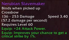Nerubian Slavemaker