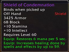 Shield of Condemnation