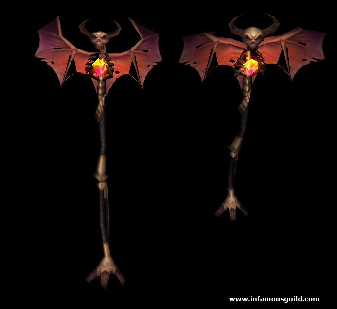 Brimstone Staff Model